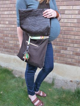 SLING bag made by Emily