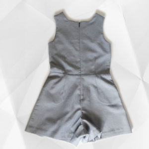 Petal Fold Playsuit
