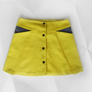 Pocket Fold Skirt