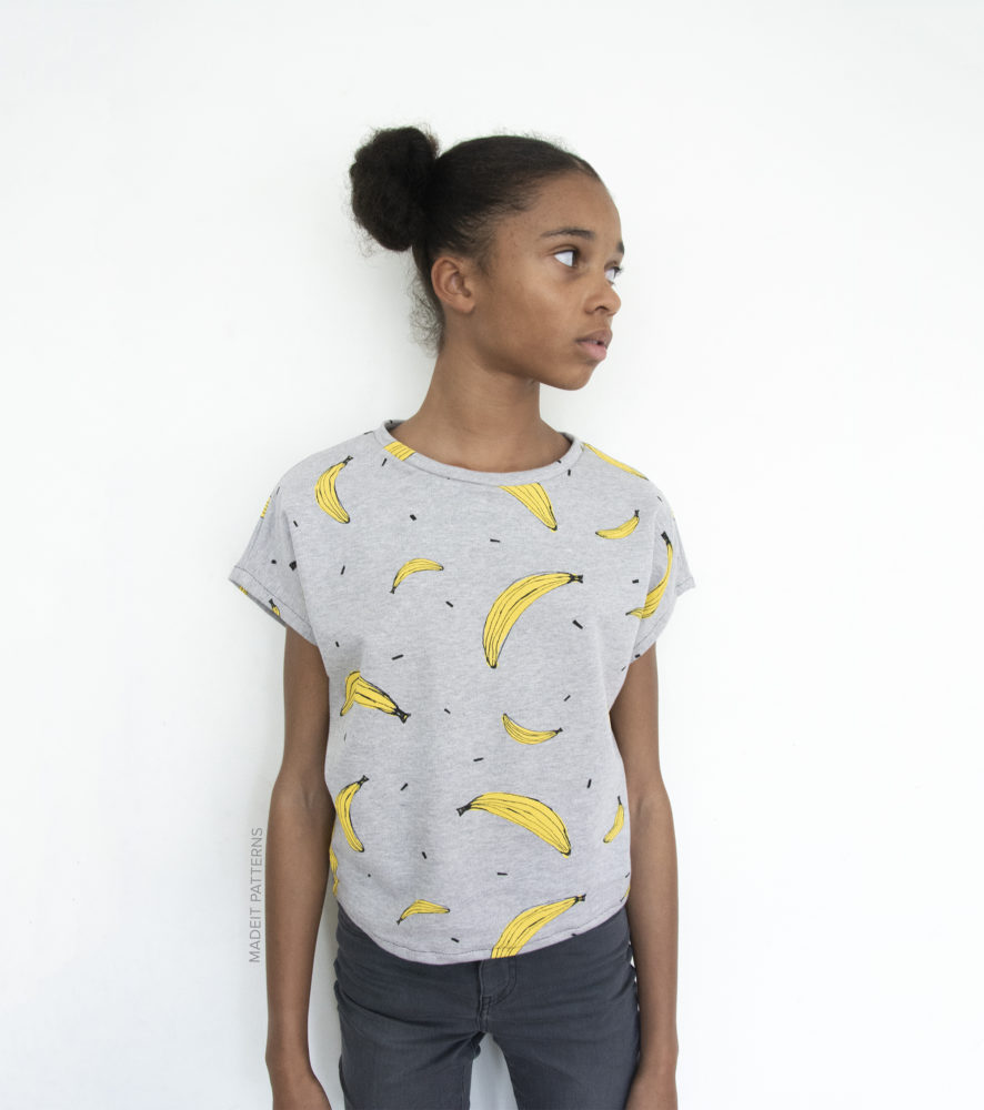 Strip Tee for TEENS