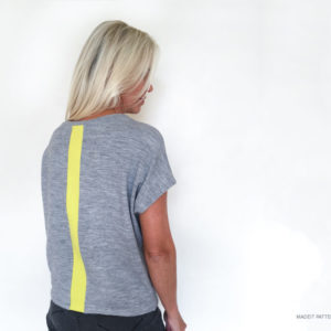 Strip Tee for ADULTS